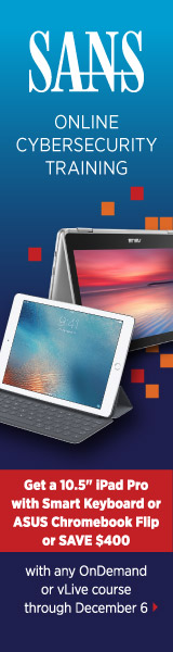 Get an iPad Pro with Smart Keyboard with Online Training