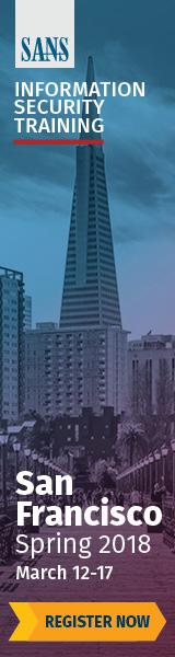 San Francisco Spring 2018