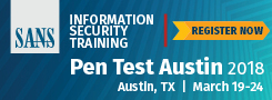 Pen Test Austin 2018