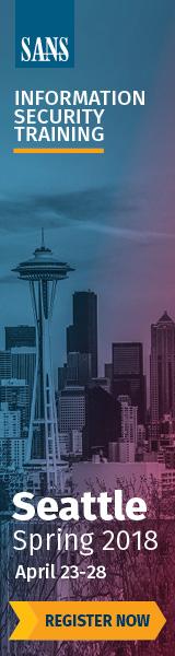 Seattle Spring 2018