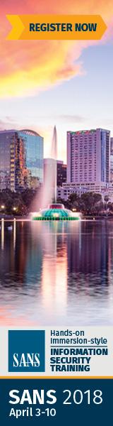 SANS 2018 - Orlando