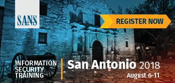 San Antonio 2018