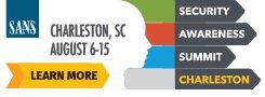 Security Awareness Summit - Charleston