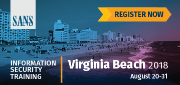 Virginia Beach 2018