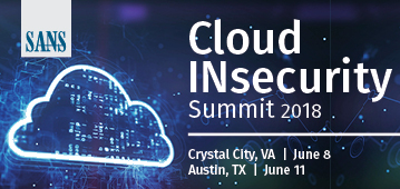 Cloud INsecurity Summits