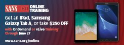 Get an iPad with Online Training Courses