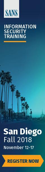 San Diego Fall 2018