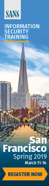 San Francisco Spring 2019