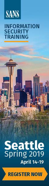 Seattle Spring 2019