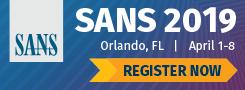 SANS 2019 - Orlando
