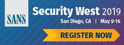 Security West 2019 - San Diego
