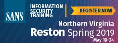 Northern VA Spring - Reston 2019