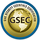 GSEC Certification