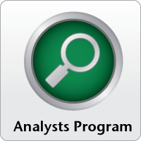 Analysts Program