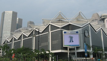 International Convention and Exhibition Centre