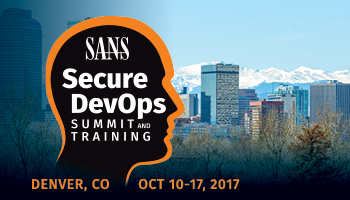 Secure DevOps Summit & Training