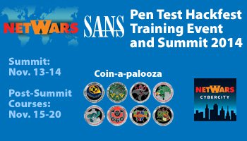 SANS Pen Test Hackfest @ The Dupont Circle Hotel | Washington | District of Columbia | United States