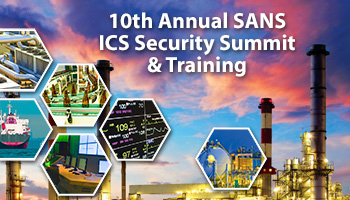 Welcome to 10th Annual ICS Security Summit