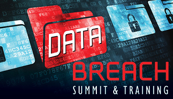 Welcome to Data Breach Summit & Training