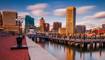 SANS Baltimore 2013 - Skyline Pic
