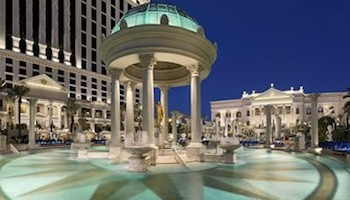 caesars palace security