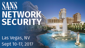 Welcome to  Network Security 2017