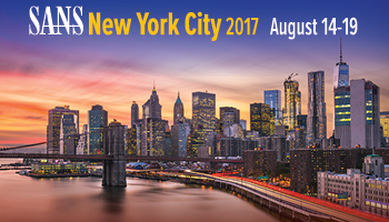 Cybersecurity training in New York City