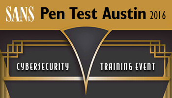 Welcome to  Pen Test Austin