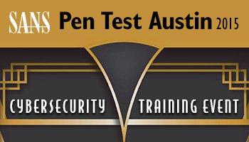 SANS Pen Test Austin 2015 @ Omni Austin Hotel Downtown | Austin | Texas | United States