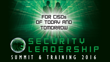 Welcome to Security Leadership Summit