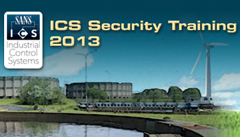 Welcome to ICS Security Training Houston 2013