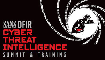 Welcome to Cyber Threat Intelligence Summit