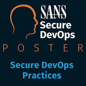 Secure DevOps Practices
