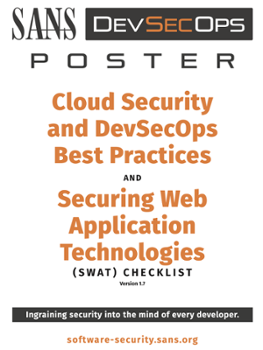 Cloud Security and DevSecOps Best Practices