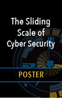 The Sliding Scale of Cyber Security