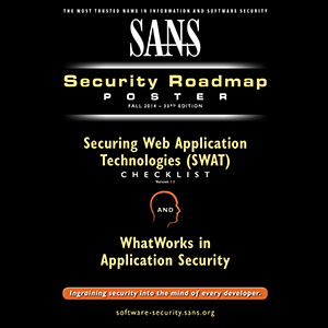 Securing Web Application Technologies (SWAT)