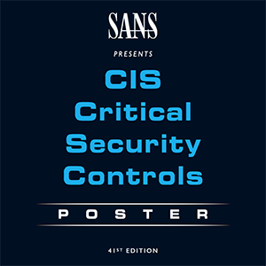 20 Critical Security Controls