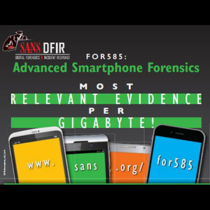 DFIR Advanced Smartphone Forensics