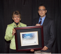 State of Delaware's Department of Technology & Information Wins 2012 National Cybersecurity Innovation Award