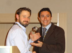 Iberdrola awarded a 2012 European SCADA Security Innovation Award