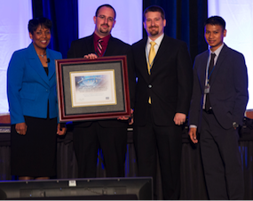 Centers for Medicare & Medicaid Services Win 2012 National Cybersecurity Innovation Award